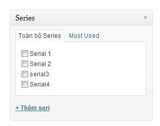 Hiển thị các bài viết trong cùng serial