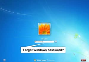 1 Click có USB reset password windows XP/Vista/Win7