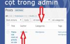 Xóa bỏ các cột SEO Title, Meta Desc, Focus KW của Yoast SEO trong WordPress