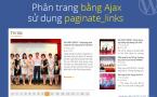 Phân trang bằng Ajax sử dụng paginate_links trong WordPress