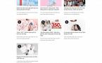 Trang tin tức website bán đồng hồ
