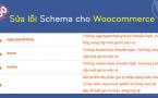 Sửa lỗi thiếu schema aggregateRating, brand, review… cho Woocommerce
